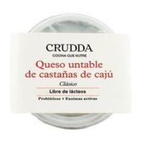 Crudda Queso Untable Vegano Sin TACC x 150 Grs - El Banquito Market