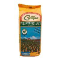 Del Campo Harina de Maíz Polenta Organica x 500 Grs - El Banquito Market