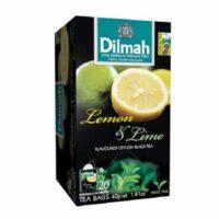 Dilmah Te Lemon y Lima x 20 Saquitos