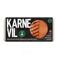 Felices Las Vacas KarneVil Medallón de Arvejas x 230 Grs - El Banquito Market