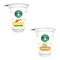 Felices las Vacas Yogurt Vegano de Almendras x 200 Grs - El Banquito