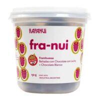 Franui Frambuesas Bañadas en Chocolate Sin TACC x 24 Unidades - El Banquito Market