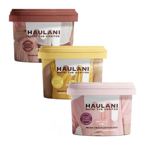 Haulani Helados a Base de Coco Sin Conservantes x 120 CC - El Banquito Market
