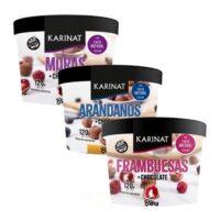 Karinat Bites Frutas Bañadas en Chocolate x 120 Grs - El Banquito Market