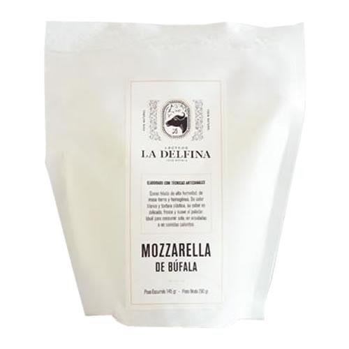 La Delfina Mozzarella de Bufala x 150 Grs Aprox. - El Banquito Market
