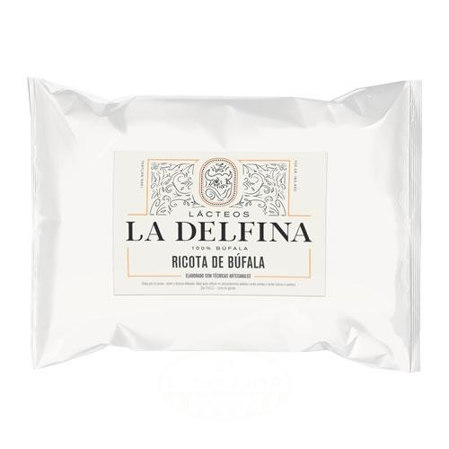 La Delfina Ricota de Búfala x 500 Grs - El Banquito Market