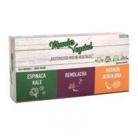 Mundo Vegetal Bastones de Soja Mix de Vegetales x 480 Grs (12 Uni) - El Banquito Market