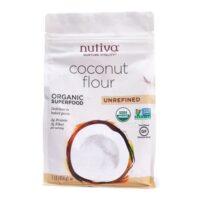 Nutiva Harina de Coco Orgánico x 454 Grs - El Banquito Market