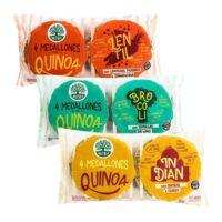 Nutree Medallones de Quinoa Sin TACC x 400 Grs (4 Uni) - El Banquito Market