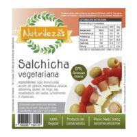 Nutrileza Salchichas Vegetarianas x 330 Grs (7 Uni) - El Banquito Market