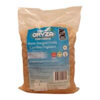 Oryza Arroz Integral Doble Carolina Orgánico x 500 Grs - El Banquito Market