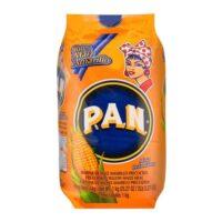 PAN Harina de Maíz Amarillo para Arepas x 1 Kg - El Banquito Market