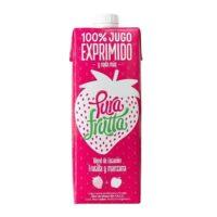 Pura Frutta Jugo de Frutilla y Manzana x 1 Lt - El Banquito Market