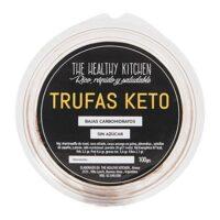 The Healthy Kitchen Trufa Keto Mant. de Maní, Cacao y Stevia x 100 Grs - El Banquito Market