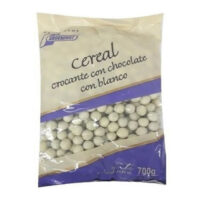 Argenfrut Cereal Bañado en Chocolate Blanco x 700 Grs - El Banquito