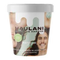 Haulani Helado Vegano de Leche de Coco de Pistacho x 415 CC- El Banquito