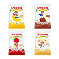 Smookies Kids Galletitas Orgánicas x 40 Grs - El Banquito