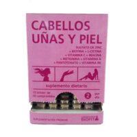 Biofit Cabellos, Uñas y Piel Blister x 10 Comprimidos
