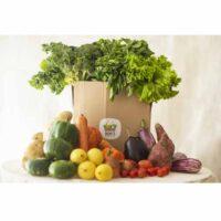 Box Mixto de Frutas y Verduras Orgánicas 8 a 9 Kg.