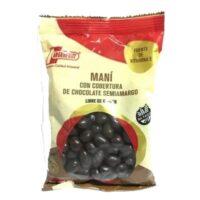 Argenfrut Maní Con Cobertura de Chocolate Semi Amargo x 120 Grs