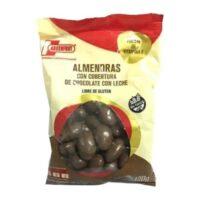 Argenfrut Almendras Con Cobertura de Chocolate con Leche x 120 Grs
