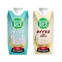Dos Hermanos Good Rice Bebida de Arroz x 330 ML.