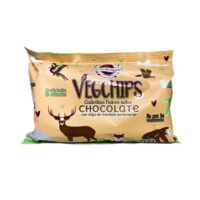 Un Rincón Vegano Galletitas VegChips Chocolate 350 Grs