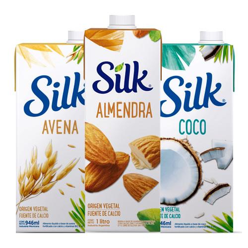 Silk Leche Vegetal x 1 Lt - El Banquito Almacén Natural